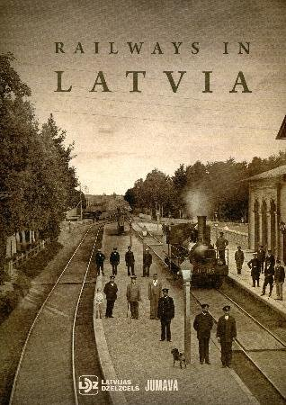 Railways in Latvia